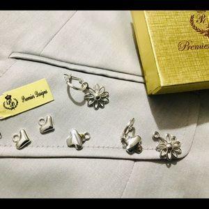 Premier Design Earrings 3pair